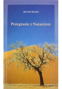 Pożegnanie z Nazaretem