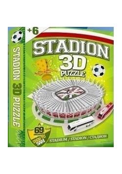 Puzzle - Stadion 3D - Stadion Mistrzów