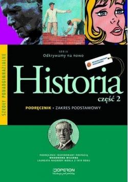 Historia LO Odkrywamy na... podr cz.2 ZP w.2012