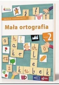 Owocna edukacja SP 2 Mała ortografia MAC