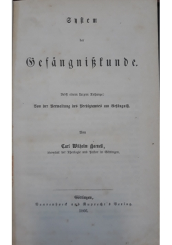Gefangnibfunde, 1866 r.