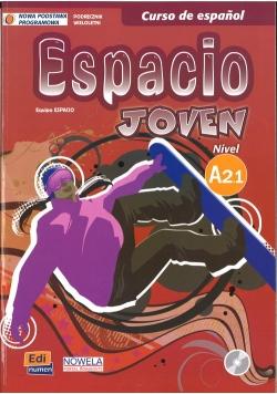 Espacio Joven A2.1 PW Podręcznik