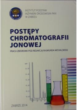 Postępy chromatografii jonowej
