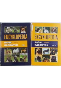 Encyklopedia Psów Rasowych TOM I-II