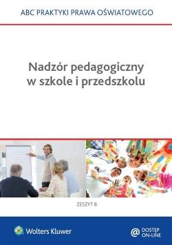 Nadzór pedagogiczny w szkole i przedszkolu