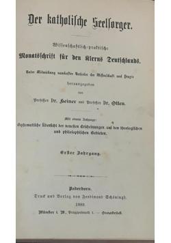 Der katholische Seelsorger, 1889 r.