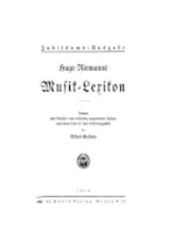 Mufit=Lerioton, 1922