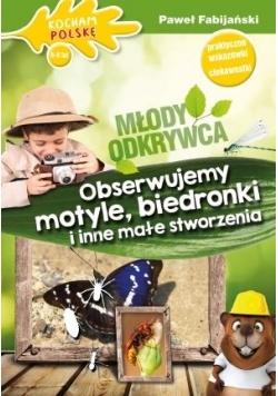 Kocham Polskę. Młody odkrywca. Obserwujemy...