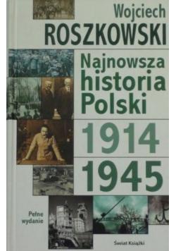 Historia Polski 1914-1945. Tom I