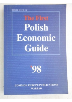 The First Polish Economic Guide '98