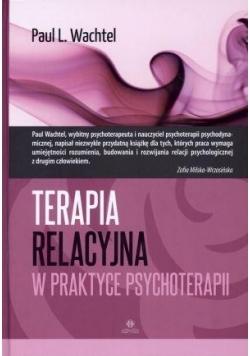 Terapia relacyjna w praktyce psychoterapii