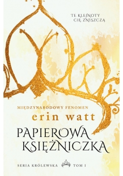 Papierowa księżniczka,Tom1, Nowa