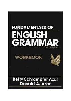 Fundamentals of English Grammar - workbook