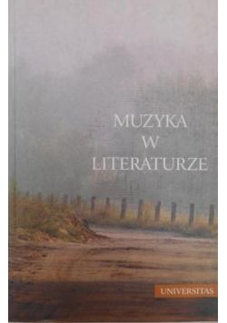 Muzyka w literaturze
