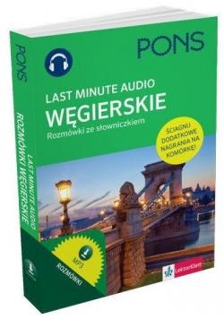 Last Minute audio. Węgierskie rozmówki PONS