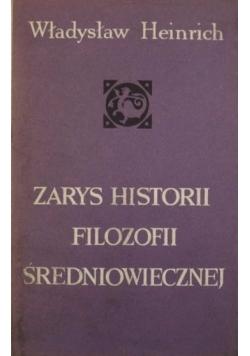 Zarys historii filozofii średniowiecznej