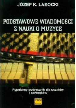 Podstawowe wiadomości z nauki o muzyce PWM