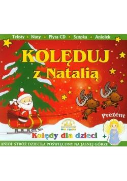 Kolęduj z Natalią z płytą CD