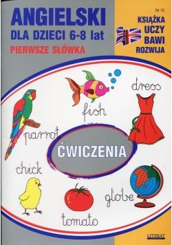Angielski dla dzieci 6-8 lat Pierwsze słówka