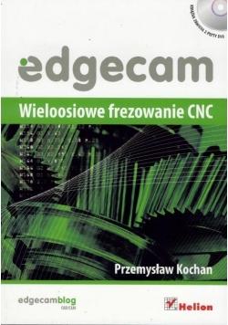 Edgecam. Wieloosiowe frezowanie CNC