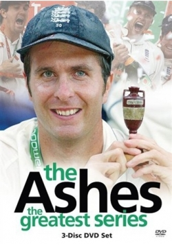 The Ashes, The Greatest Series, 3 płyty DVD