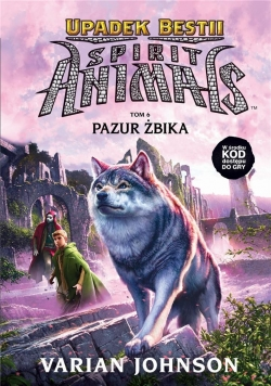 Spirit Animals. Upadek Bestii T.6 Pazur Żbika