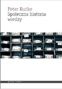 Społeczna historia wiedzy