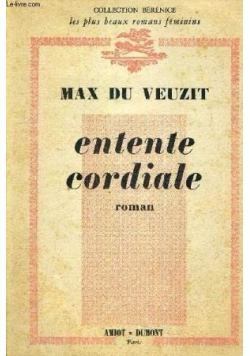 Entente Cordiale , 1949 r.