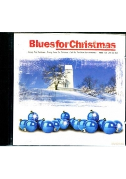 Blues for Christmas CD