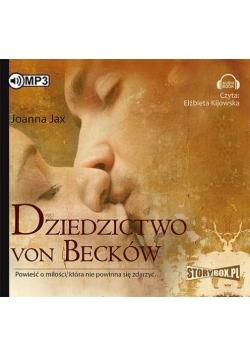 Dziedzictwo von Becków. Audiobook