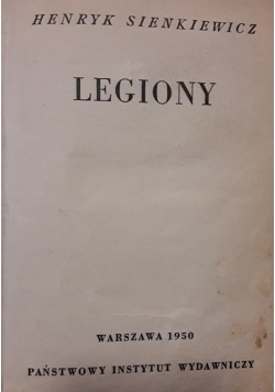 Legiony , 1950 r.