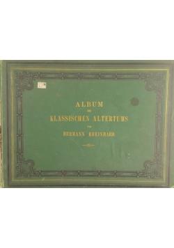 Album des Klassischen Altertums  , 1882 r.