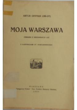 Moja Warszawa, 1929 r.