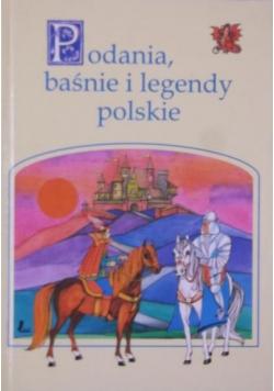 Podania, baśnie i legendy polskie