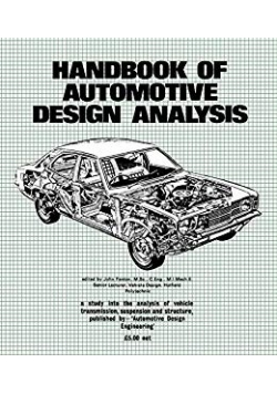 Handbook of automotive design analysis