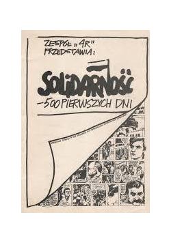 Solidarność- 500 pierwszych dni, wydanie II