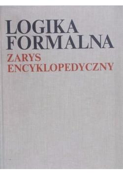 Logika formalna. Zarys encyklopedyczny