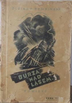 Burza nad lasem, 1942 r.