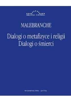 Dialogi o metafizyce i religii. Dialogi o śmierci