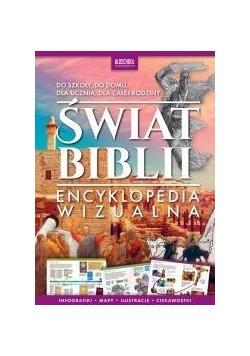 Świat Biblii. Encyklopedia wizualna