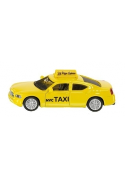 Siku 14 - Amerykańska taksówka TREFL S1490