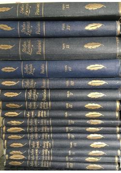 Powieści - 1928 r., 29 książek