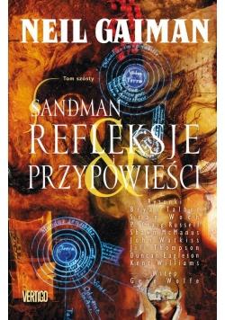 Sandman T.6 Refleksje i przypowieści