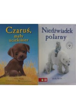 Czaruś, mały uciekinier/Niedźwiadek polarny