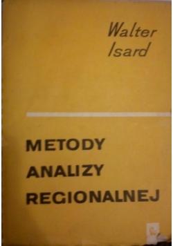 Metody analizy regionalnej