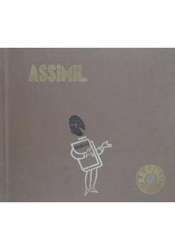 Assimil  - Le Français Sans Peine. Pięć płyt winylowych