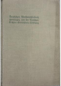 Haus=bücherei 20. 21 Deutsches Weihnachtsbuch, 1906 r.