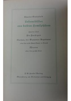 Lebensbilder aus beiden hemispharen,1937r.