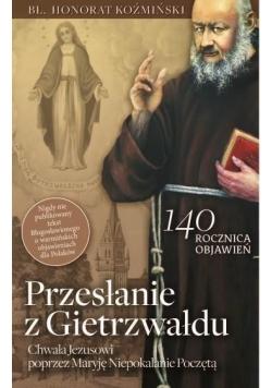 Przesłanie z Gietrzwałdu