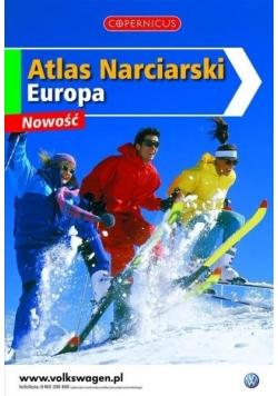 Konopska Beata - Atlas Narciarski Europa